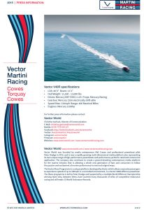 Vector Cowes 2015