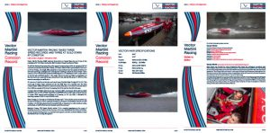 VECTOR MARTINI RACING TAKES THREE SPEED RECORDS AND THREE K7 GOLD STARS AT CONISTON-DOWNLOAD