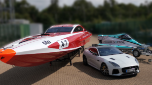 JVR and Gill 01 300x169 - JAGUAR VECTOR RACING AND GILL ANNOUNCES STRATEGIC PARTNERSHIP